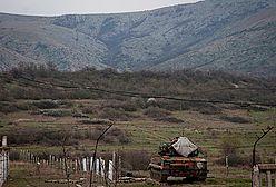 Ukraińska baza wojskowa w Perewalnem