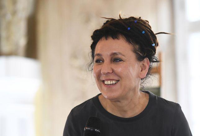 Olga Tokarczuk, laureatka literackiego Nobla za 2018 r.