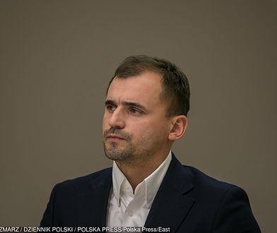 Marcin Dubieniecki odniósł się do przemówienia Andrzeja Dudy sprzed kilku dni