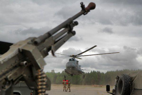 Szef PISM: kryzys ukraiński to tragedia, ale nie dla NATO