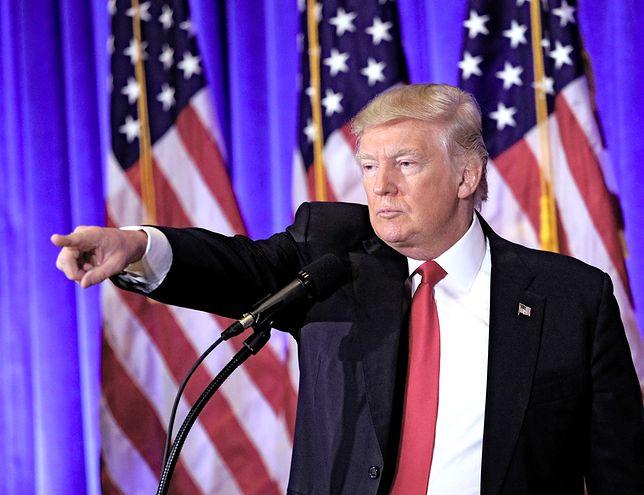 """Haker radzi prezydentowi Trumpowi: """"Zmień ustawienia bezpieczeństwa"""""""