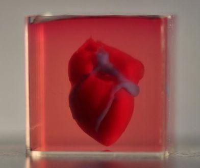 Druk 3D pozwoli na tworzenie organów dostosowanych do pacjentów