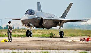 F-35 kosztuje ok 100 mln dolarów za sztukę