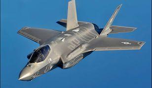 F-35 jest jedną z najnowocześniejszych maszyn w użyciu