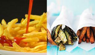 Pomysły na dietetyczne frytki. Są zdrowsze od tradycyjnych