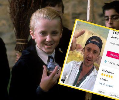 Tom Felton nie może się uwolnić od Draco Malfoya