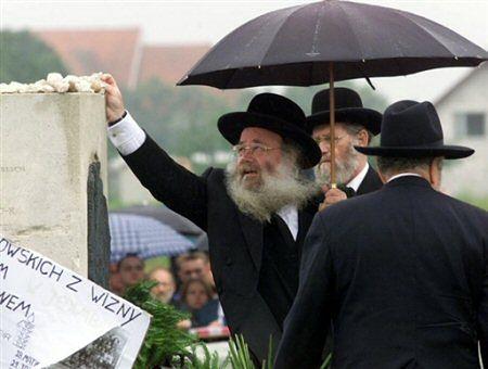 65. rocznica pogromu Żydów w Jedwabnem
