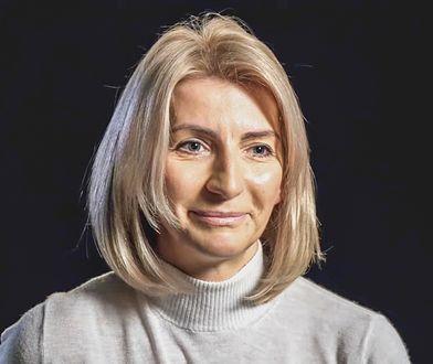"""Małgorzata Szewczyk-Nowak w filmie """"Tylko nie mów nikomu"""""""
