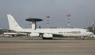 AWACS na straży wschodniej flanki NATO