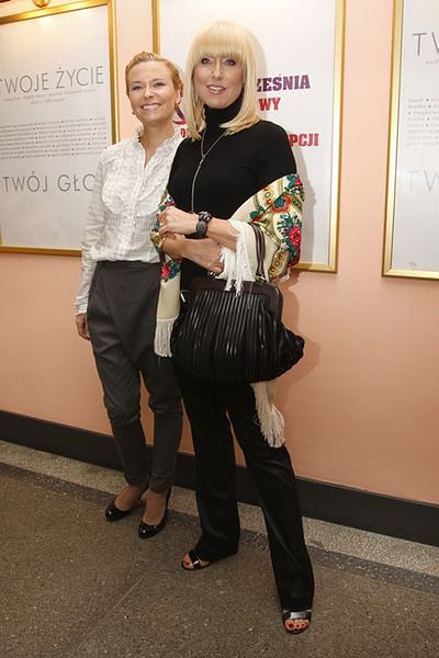Paulina Młynarska-Moritz i Agata Młynarska