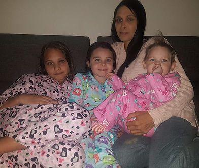 Nicole była mamą trzech córek