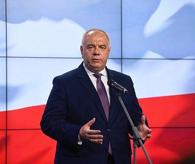 Jacek Sasin zapowiedział, że Polska nie będzie się odwoływać ws. wyroku związanego ze sprawą Krzysztofa Olewnika