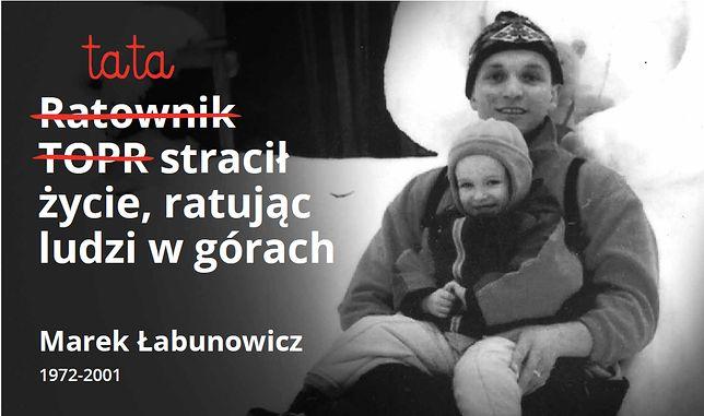 Marek Łabunowicz pracował w TOPR