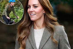 Wyluzowana Kate. Księżna woli robić to, niż chodzić na bale
