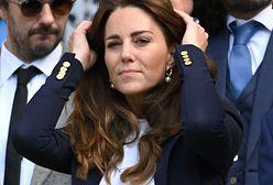 Precedens w rodzinie królewskiej. Księżna Kate przyłapana na ulicy
