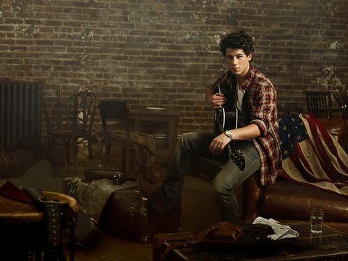 Nick Jonas fot. Universal Music Polska Nick Jonas fot. Universal Music Polska