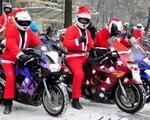 MotoMikołajki  w Warszawie już 8 grudnia!