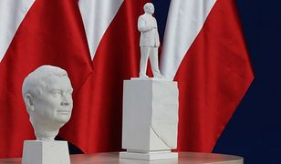 Pomnik Lecha Kaczyńskiego zostanie odsłonięty 10 listopada