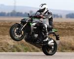 Kawasaki Z1000 2014 - Green Power