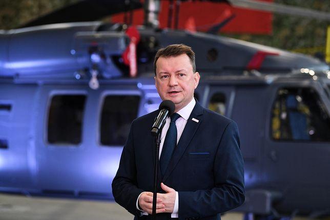 F-35, F-16 i wiele innych: 524 mld na modernizację wojska. Minister Błaszczak podpisał PMT