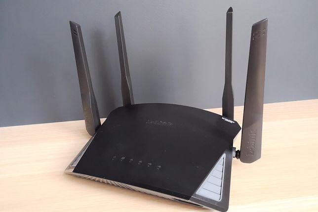 D-Link DIR-2660 – bezpieczny router gotowy do stworzenia sieci Mesh