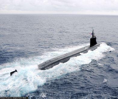 """Okręt podwodny USA zaatakowany. """"Ludzie byli pożerani żywcem"""""""