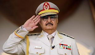 """Atak hakerski """"na libijskiego generała"""". Kilkadziesiąt tysięcy osób ofiarami"""