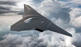 Tajny projekt Stanów Zjednoczonych. Myśliwiec, który odstawi F-35 na złomowiska