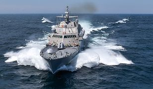 Amerykanie mają problemy z nowymi okrętami LCS. Posiadają ukrytą wadę