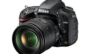 Nowa lustrzanka Nikon D610