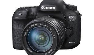 Nowy, szybki Canon EOS 7D Mark II