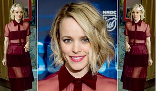 LOOK OF THE DAY: Rachel McAdams w kreacji Vivian Chan