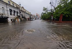 Fatalna pogoda w Rumunii. Turyści uciekali z plaż