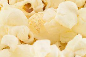 Popcorn prażony w urządzeniu na gorące powietrze