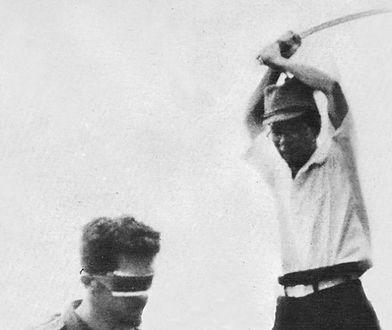 Japońskie egzekucje jeńców podczas II wojny światowej