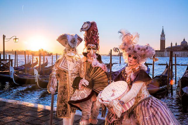 Karnawał w Wenecji. Trwa najsłynniejsza impreza w Europie