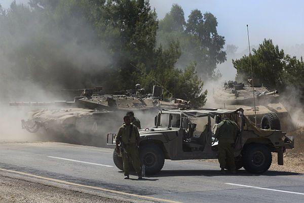 Izrael ogłasza rozejm humanitarny w Strefie Gazy