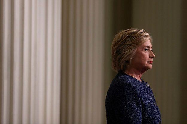 Literówka popełniona przez informatyka mogła pogrążyć szanse Hillary Clinton na zwycięstwo