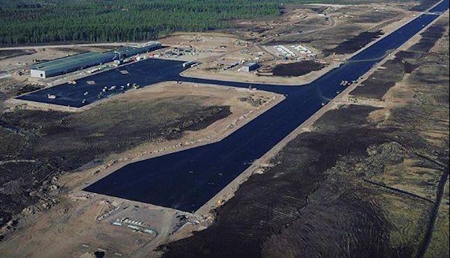 Innowacyjne szwedzkie lotnisko. Nie będzie miało wieży kontroli lotów