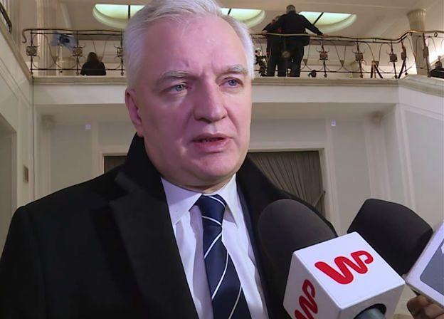 Jarosław Gowin w opozycji do własnego rządu. Pozbawi PiS większości w Sejmie?