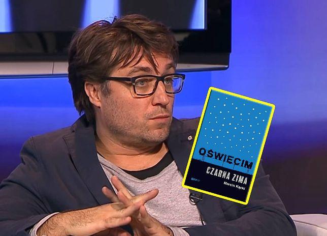 Marcin Kącki napisał książkę o Oświęcimiu