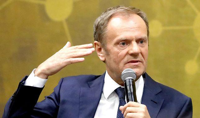 Kadencja Tuska w RE kończy się 1 grudnia 2019 r.