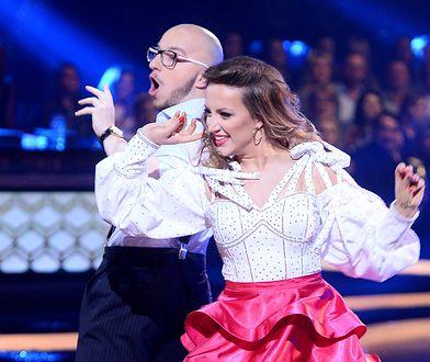 """Tomasz """"Gimper"""" Działowy i Natalia Głębocka walczą w finale """"Tańca z gwiazdami"""""""