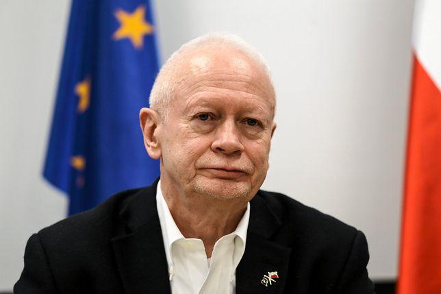 Michał Boni startuje w jesiennych wyborach do Europarlamentu