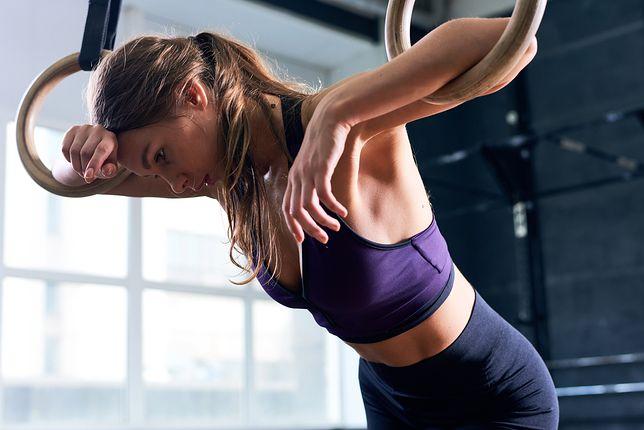 Trening HIIT pozwala szybko spalić tkankę tłuszczową