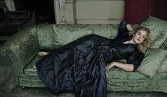 """Zmysłowa Adele w """"Vogue"""" US"""