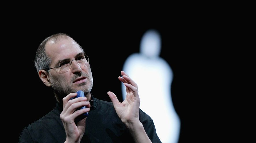 Steve Jobs znajdzie się pośród legend Ameryki /fot. GettyImages