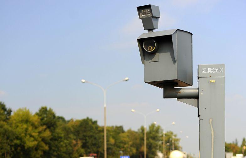 Fotoradary na moście Poniatowskiego. Ilu kierowców już wpadło?