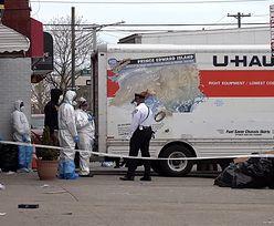 Koszmarne odkrycie. Setka rozkładających się ciał znaleziona w ciężarówce