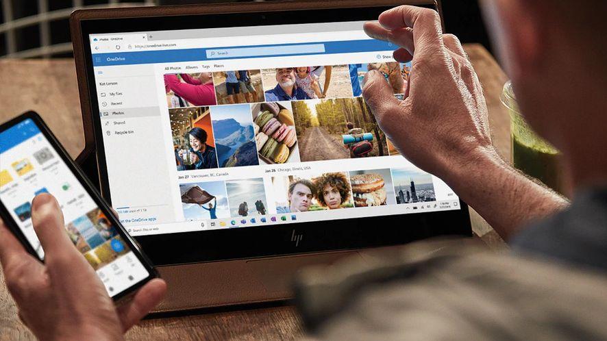 OneDrive od teraz będzie lepiej synchronizować pliki, fot. Microsoft